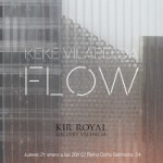 Invitacion FLOW at Kir Royal